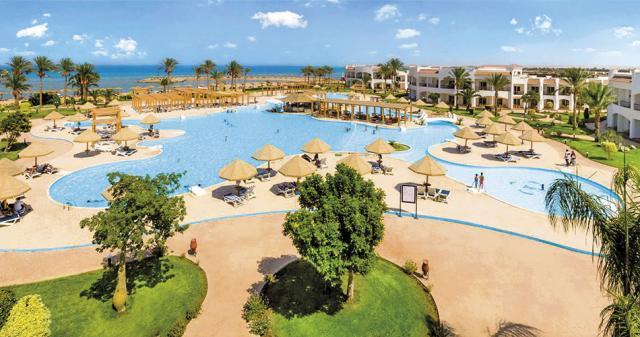 Hurghada a okolí