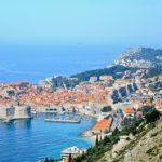 Teplota moře v Chorvatsku