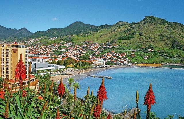 Madeira a Porto Santo